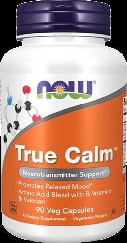 NOW Foods True Calm (90 capsules)