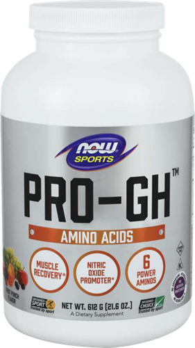 NOW Foods Pro-GH Powder (612 gr)