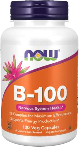 NOW Foods B-100 (100 caps)