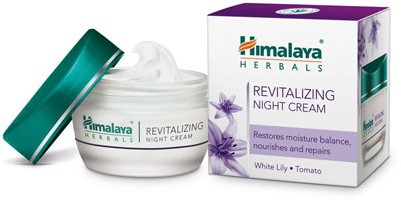 Himalaya Herbals Revitalizing Night Cream (50 gr)