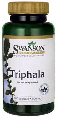 Swanson Triphala 500mg (100 caps)