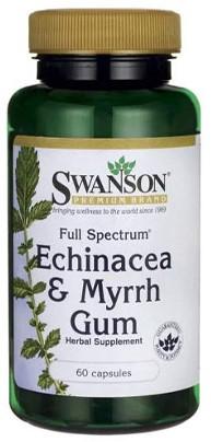Swanson Enchinacea & Myrrh (60 caps)