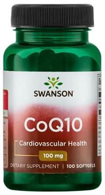 Swanson CoQ10 100mg (100 softgels)