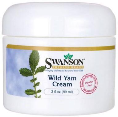 Swanson Wild Yam Cream (59 ml)
