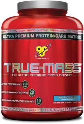 True Mass Vanilla (2640 gr)