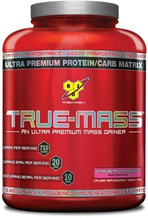 True Mass (2640 gr)