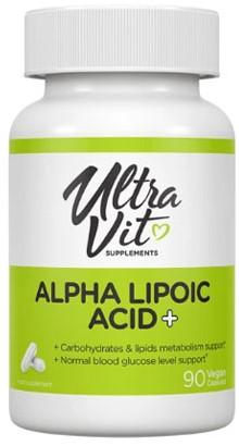 UltraVit Alpha Lipoic Acid+ (90 caps)