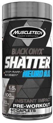 SX-7 Black Onyx Shatter Neuro NO (60 caps)
