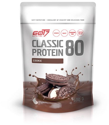 GOT7 Classic Protein 80 Cookie (500 gr)