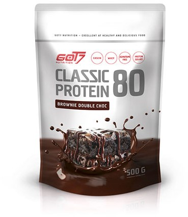 GOT7 Classic Protein 80 Brownie Double Choc (500 gr)