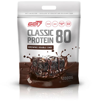 GOT7 Classic Protein 80 Brownie Double Choc (2000 gr)