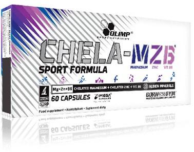 Olimp Chela MZB Sport Formula (60 caps)