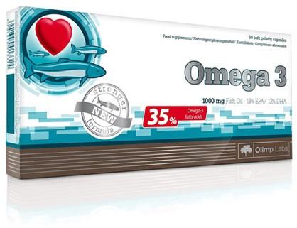 Olimp Omega-3 1000mg (60 caps)