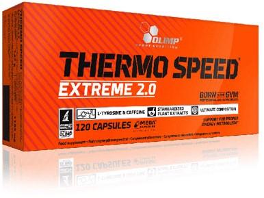Olimp Thermo Speed Extreme 2.0 (120 caps)