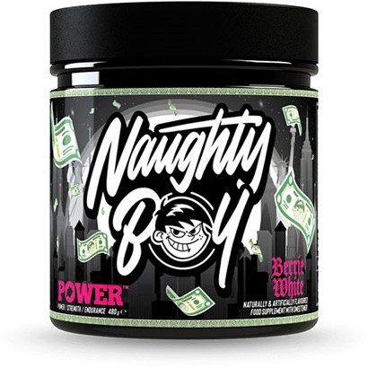 Naughty Boy Power Berrie White (450 gr)