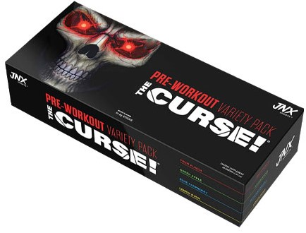 The Curse Variety Pack (5 x 8 gr)