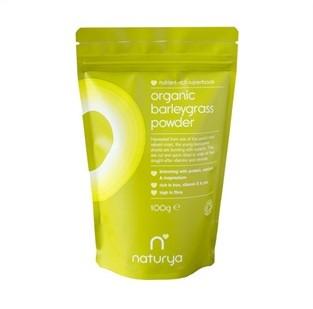 Naturya Organic Barleygrass Powder (100 gr)