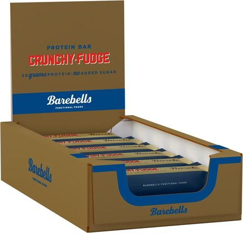 Barebells Protein Bar Crunchy Fudge (12 x 55 gr)