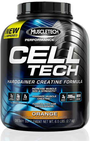 Performance Series Cell Tech Orange (2720 gr)