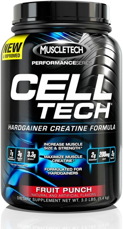 Performance Series Cell Tech Fruit Punch (1400 gr)