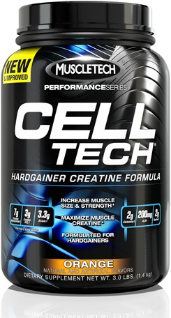 Performance Series Cell Tech Orange (1400 gr)
