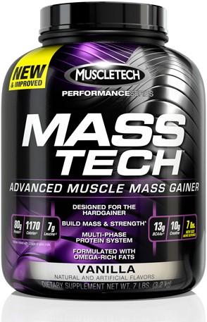 Performance Series Mass Tech Vanilla (3200 gr)