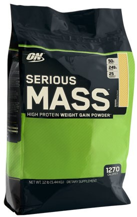 Serious Mass Banana (5450 gr)