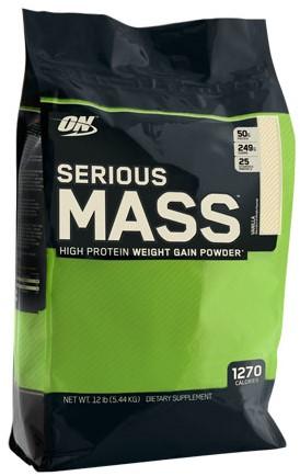 Serious Mass Vanilla (5450 gr)