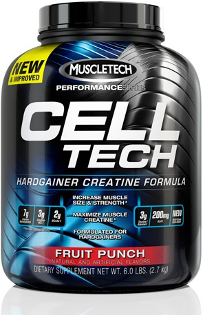 Performance Series Cell Tech Fruit Punch (2720 gr)