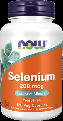 NOW Foods Selenium 200MCG (180 caps)