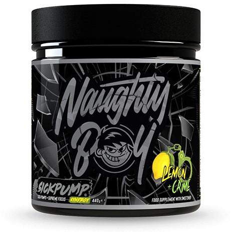 Naughty Boy Sick Pump Synergy Lemon 'n Crime (440 gr)