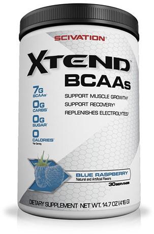 Xtend BCAA Blue Raspberry (375 gr)