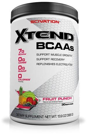 Xtend BCAA Fruit Punch (375 gr)