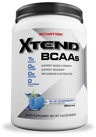 Xtend BCAA Blue Raspberry (1125 gr)