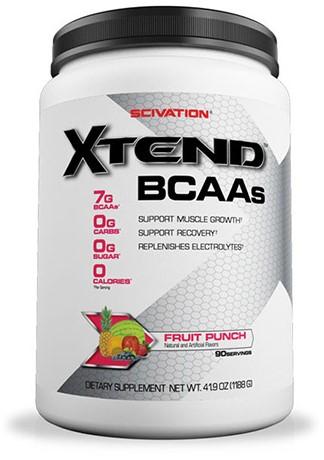 Xtend BCAA Fruit Punch (1125 gr)