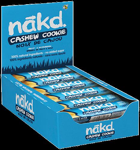 Nakd Bars Cashew Cookie (18 x 35 gr)