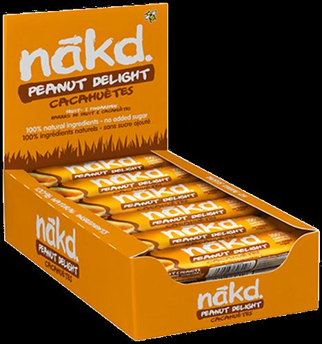 Nakd Bars Peanut Delight (18 x 35 gr)
