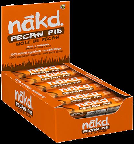 Nakd Bars Pecan Pie (18 x 35 gr)