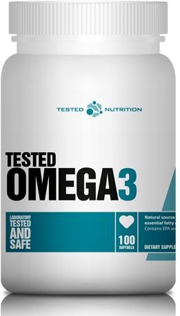 Tested Omega3 (100 caps)