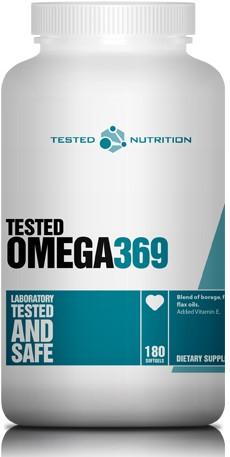 Tested Omega369 (180 caps)