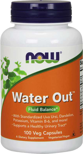 NOW Foods Water Out (100 caps)