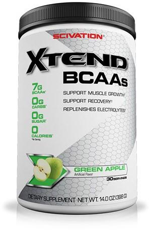 Xtend BCAA Green Apple (375 gr)