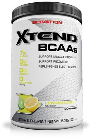Xtend BCAA Lemon Lime (432 gr)