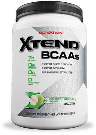Xtend BCAA Green Apple (1125 gr)
