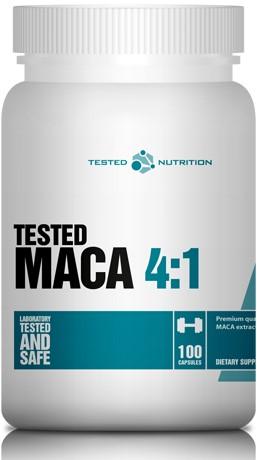 Tested Maca (100 caps)