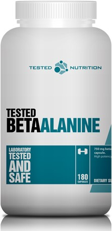 Tested Beta-Alanine (180 caps)
