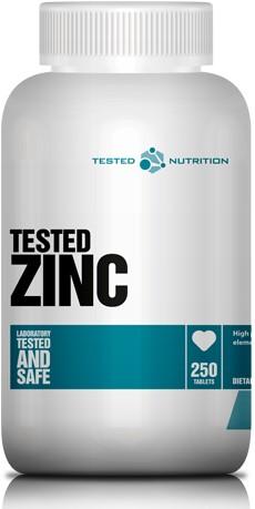 Tested Zinc Gluconate (250 tabs)