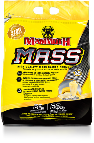 Mammoth Mass Banana (6800 gr)