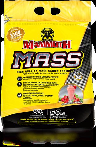 Mammoth Mass Strawberry (6800 gr)