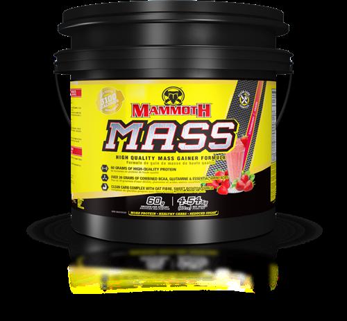 Mammoth Mass Strawberry (4540 gr)